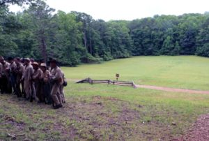 150th anniversary at Kennesaw Mountain