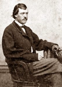Val Giles, 1866